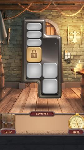 脱出ゲーム  100 Doors Challenge 2  攻略とヒント ネタバレ注意  lv86 3