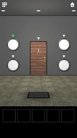 脱出ゲーム DOOORS 5  攻略とヒント ネタバレ注意  5602