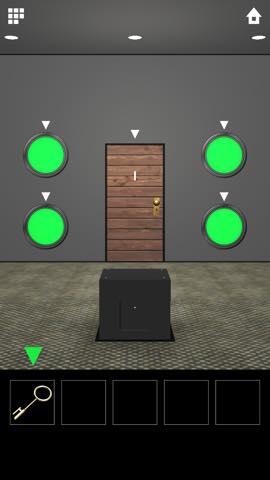 脱出ゲーム DOOORS 5  攻略とヒント ネタバレ注意  5606