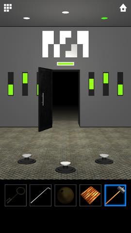 脱出ゲーム DOOORS 5  攻略とヒント ネタバレ注意  5625