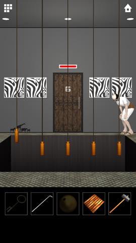 脱出ゲーム DOOORS 5  攻略とヒント ネタバレ注意  5632