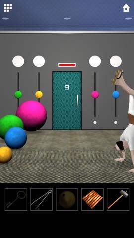 脱出ゲーム DOOORS 5  攻略とヒント ネタバレ注意  5654