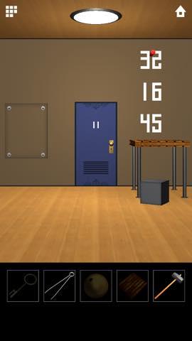 脱出ゲーム DOOORS 5  攻略とヒント ネタバレ注意  5666
