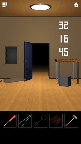 脱出ゲーム DOOORS 5  攻略とヒント ネタバレ注意  5672