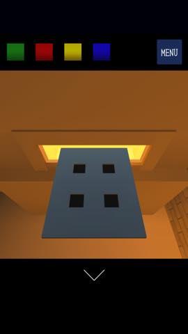 脱出ゲーム ガラス工房 綺麗なガラスが並ぶ工房からの脱出  攻略とヒント ネタバレ注意  1342