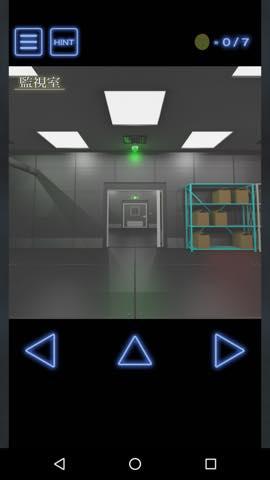 脱出ゲーム 研究施設からの脱出 攻略とヒント ネタバレ注意  6