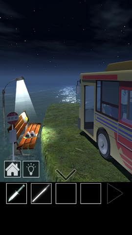 脱出ゲーム バス停のある道  攻略とヒント ネタバレ注意  36