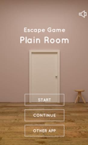 脱出ゲーム Plain Room  攻略法