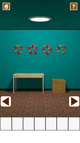 Th 脱出ゲーム Flower Room  攻略とヒント ネタバレ注意   5770
