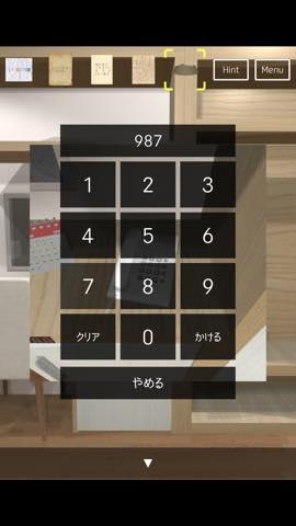 脱出ゲーム HOTEL 502号室 攻略とヒント ネタバレ注意  41