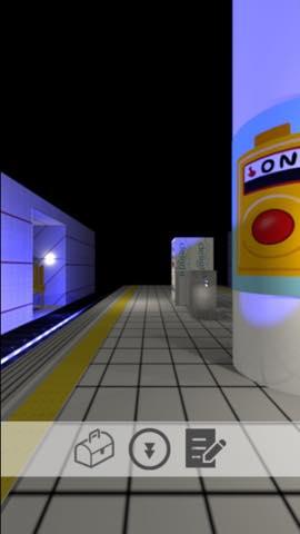 Th 脱出ゲーム 見知らぬ駅で降りたら  攻略とヒント ネタバレ注意  6069