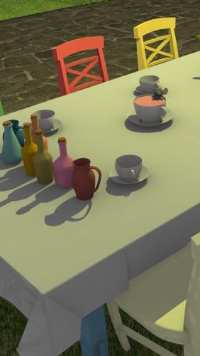脱出ゲーム Tea Party