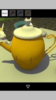 脱出ゲーム Tea Party 攻略とヒント ネタバレ注意  5402