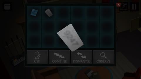 Th Adnroidスマホゲームアプリ「拘留室:脱出ゲーム」攻略 lv10 12
