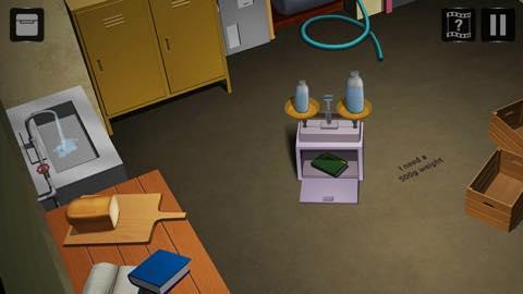 Th Adnroidスマホゲームアプリ「拘留室:脱出ゲーム」攻略 lv13 14