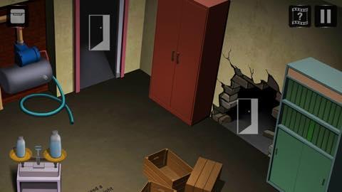 Th Adnroidスマホゲームアプリ「拘留室:脱出ゲーム」攻略 lv13 15
