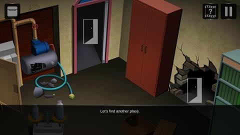 Th Adnroidスマホゲームアプリ「拘留室:脱出ゲーム」攻略 lv13 19