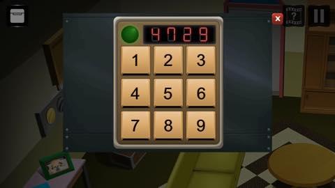 Th Adnroidスマホゲームアプリ「拘留室:脱出ゲーム」攻略 lv13 9