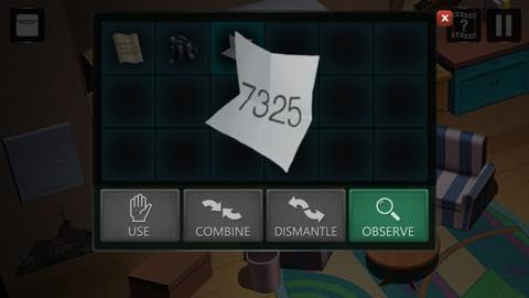Th Adnroidスマホゲームアプリ「拘留室:脱出ゲーム」攻略 lv2 3