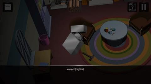 Th Adnroidスマホゲームアプリ「拘留室:脱出ゲーム」攻略 lv3 1
