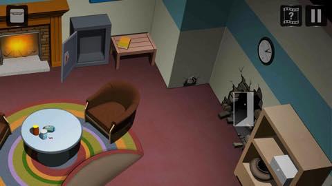 Th Adnroidスマホゲームアプリ「拘留室:脱出ゲーム」攻略 lv3 14