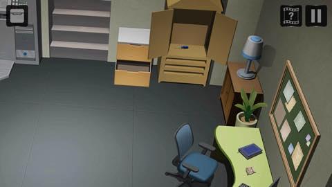 Th Adnroidスマホゲームアプリ「拘留室:脱出ゲーム」攻略 lv5 4