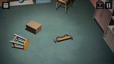 Th Adnroidスマホゲームアプリ「拘留室:脱出ゲーム」攻略 lv9 0