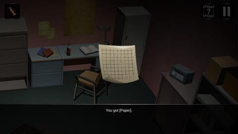 Th Adnroidスマホゲームアプリ「拘留室:脱出ゲーム」攻略 lv9 6