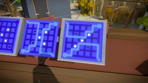 Th iPhoneゲームアプリ「The Witness」攻略 1890