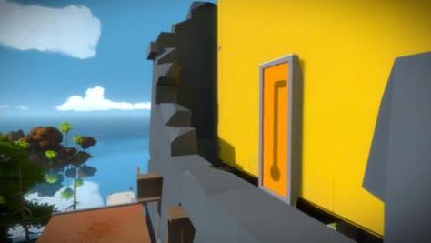 Th iPhoneゲームアプリ「The Witness」攻略 1900