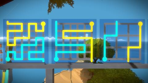 Th iPhoneゲームアプリ「The Witness」攻略 1926