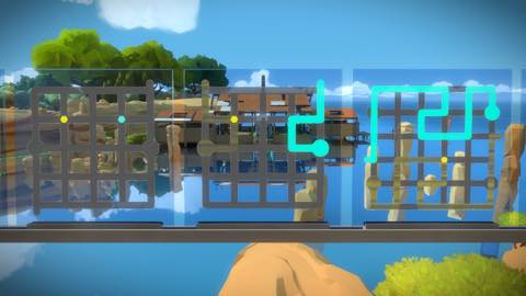 Th iPhoneゲームアプリ「The Witness」攻略 1930