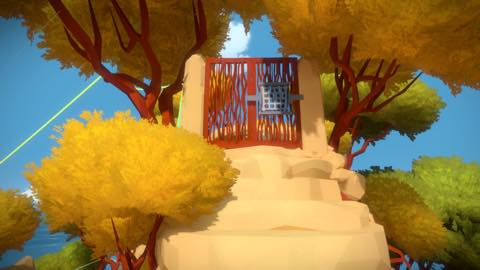 Th iPhoneゲームアプリ「The Witness」攻略 1934