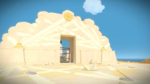 Th iPhoneゲームアプリ「The Witness」攻略 1945