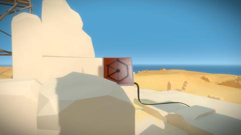 Th iPhoneゲームアプリ「The Witness」攻略 1946