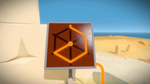 Th iPhoneゲームアプリ「The Witness」攻略 1947