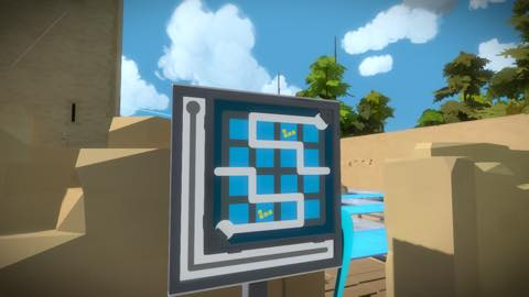 Th iPhoneゲームアプリ「The Witness」攻略 2018