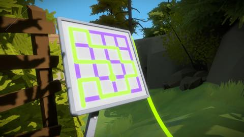 Th iPhoneゲームアプリ「The Witness」攻略 2054