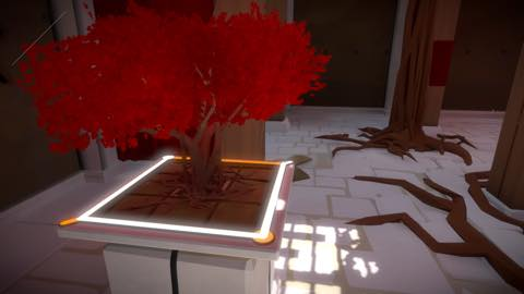 Th iPhoneゲームアプリ「The Witness」攻略 2061