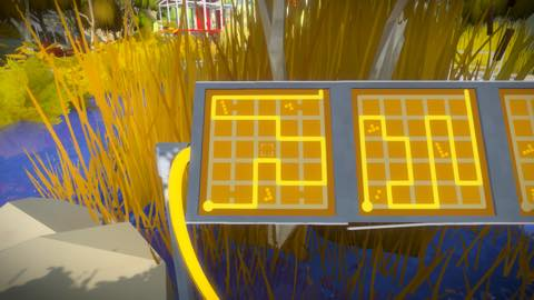 Th iPhoneゲームアプリ「The Witness」攻略 2094