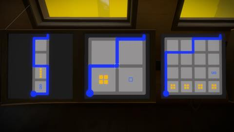 Th iPhoneゲームアプリ「The Witness」攻略 2100