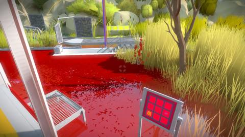 Th iPhoneゲームアプリ「The Witness」攻略 2108