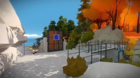 Th iPhoneゲームアプリ「The Witness」攻略 2117