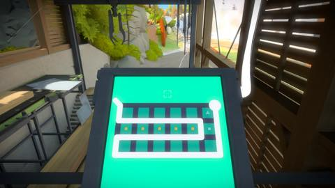Th iPhoneゲームアプリ「The Witness」攻略 2157