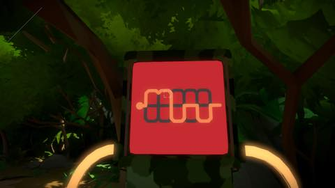 Th iPhoneゲームアプリ「The Witness」攻略 2167