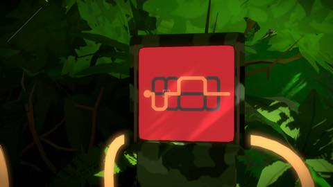 Th iPhoneゲームアプリ「The Witness」攻略 2169