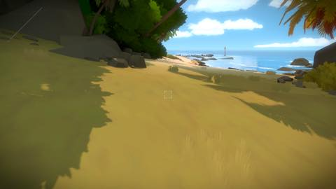 Th iPhoneゲームアプリ「The Witness」攻略 2183