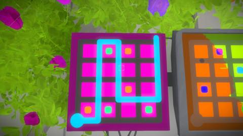 Th iPhoneゲームアプリ「The Witness」攻略 2325