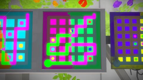 Th iPhoneゲームアプリ「The Witness」攻略 2327