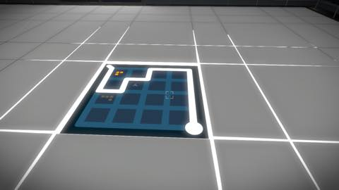 Th iPhoneゲームアプリ「The Witness」攻略 2348